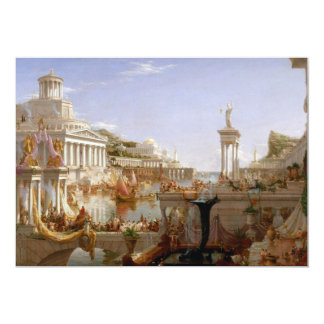 The Consummation of Empire by Thomas Cole (1836) Card