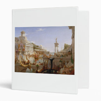 The Consummation of Empire by Thomas Cole (1836) Vinyl Binders