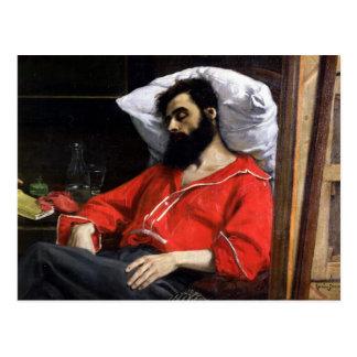 The Convalescent Postcard