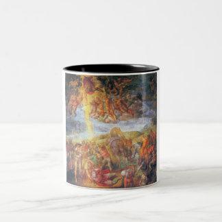 The Conversion of Saul (Paul) Two-Tone Coffee Mug