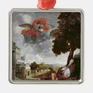The Conversion of St. Augustine, c.1663 Metal Ornament