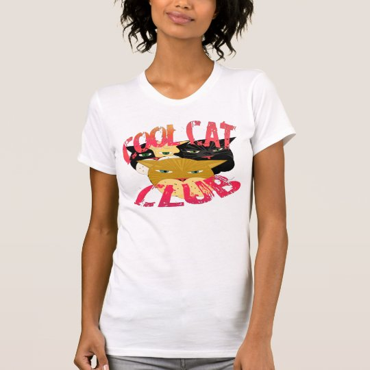 The Cool Cat Club T-Shirt