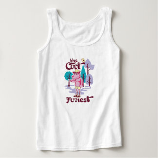 The Cool Forest Women's Tank Top