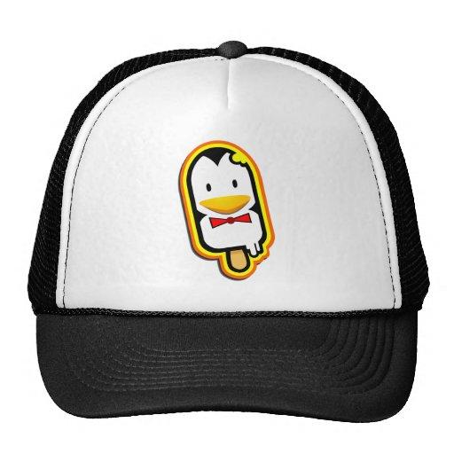 The Cool Sweet Stuff - cute pengium ice cream Trucker Hats