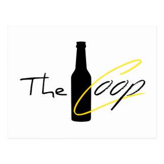 The Coop Postcard