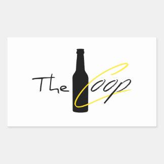 The Coop Sticker