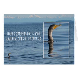The Cormorant Card
