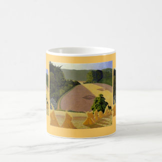The Cornfield by John Nash Coffee Mug