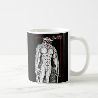 The Cornish Owlman Coffee Mug