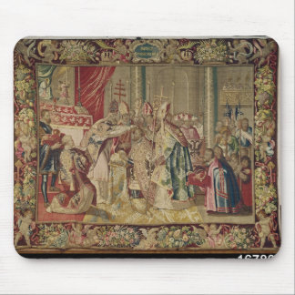 The Coronation of Charles V Mouse Pad