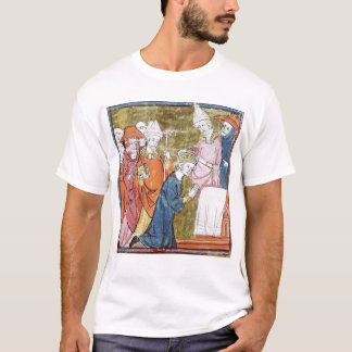 The Coronation of Emperor Charlemagne T-Shirt