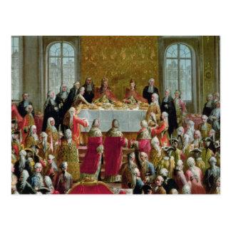 The Coronation Postcard