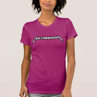 The Correct Font For Motherhood T-Shirt