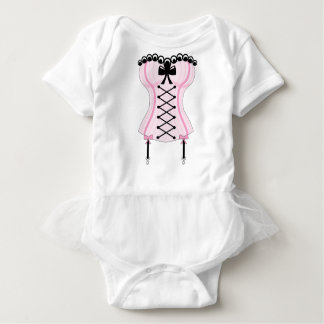 The Corset Baby Bodysuit