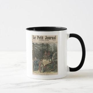 The Corsican Bandit Jacques Bellacoscia Mug