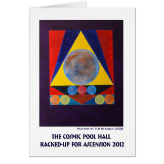 The Cosmic Pool Hall Racked-Up for Ascension 2012 Card