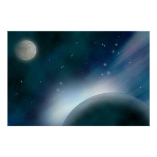 The Cosmos II Print