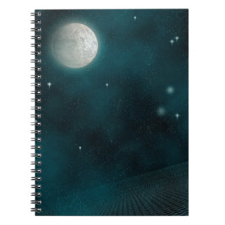 The Cosmos Spiral Note Book