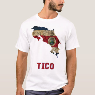 "The Costa Rica ""Tico"" Shirt"