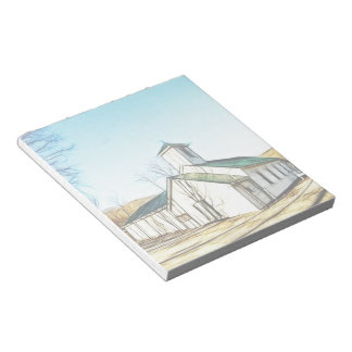 The Country Chapel Notepad