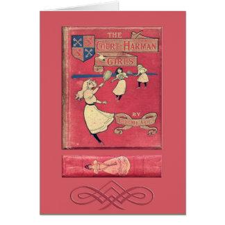 The Court-Harman Girls Card