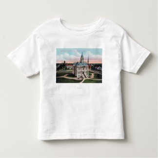 The Court House, Post Office, Capitol Bldg Toddler T-shirt