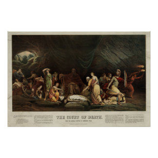 The Court of Death Poster