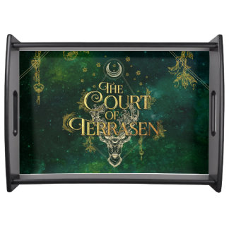 The Court of Terrasen tray