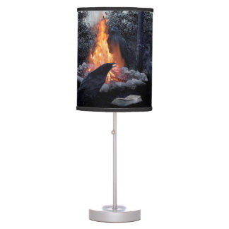 The Coven Table Lamp