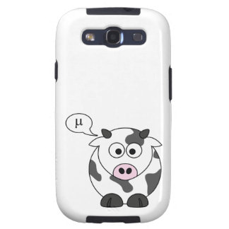 The Cow Says μ Samsung Galaxy SIII Case