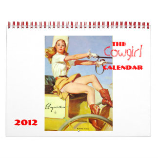 The Cowgirl Calendar