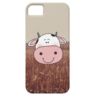 The Cows in the Field iPhone 5 Cover