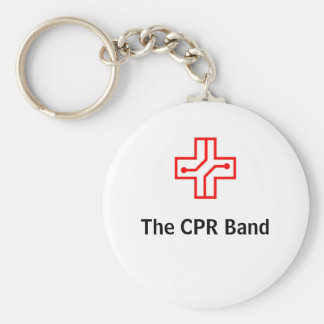 The CPR Band Keychain
