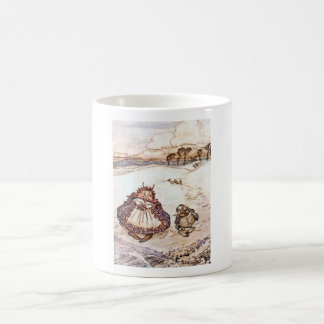 The Crab and his Mother Kids Mug