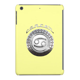 The Crab - Cancer Zodiac Sign iPad Mini Covers
