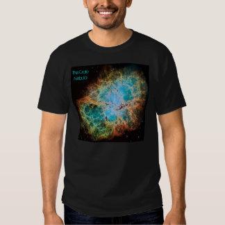 The Crab Nebula Tee Shirt