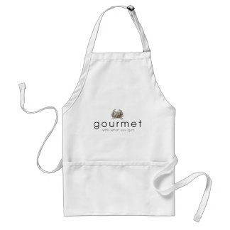 The Crabie Gourmet Standard Apron