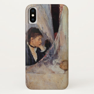 The Cradle by Berthe Morisot Case-Mate iPhone Case