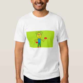 The crazy dude tshirts