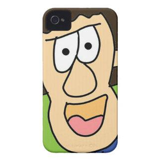 the crazy grandpa cartoon iPhone 4 cases