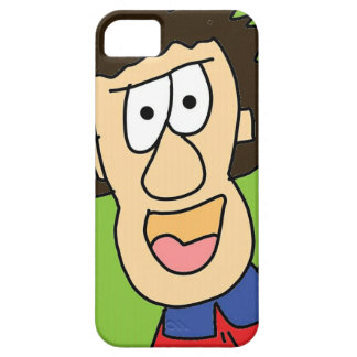 the crazy grandpa cartoon iPhone 5 cases
