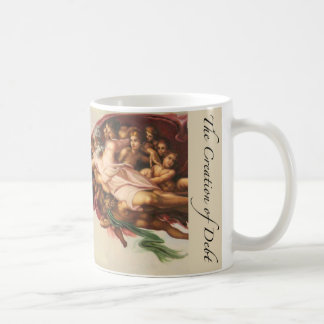 The Creation of Debt Coffee Mug