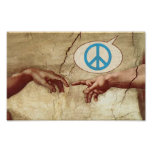 the Creation of Peace Poster