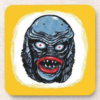 The Creature - Classic Universal Beverage Coasters