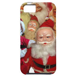 The Creepy Vintage Santa Gang Case For The iPhone 5