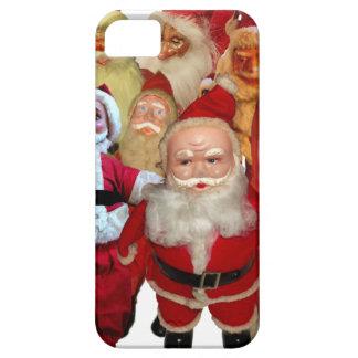 The Creepy Vintage Santa Gang iPhone 5 Cover