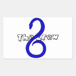 The Crew Stickers