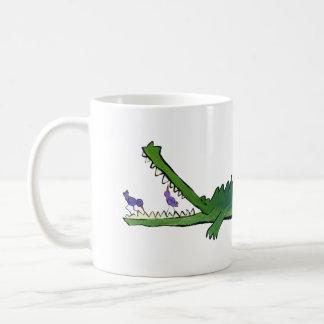The Crocodile and his friends mug