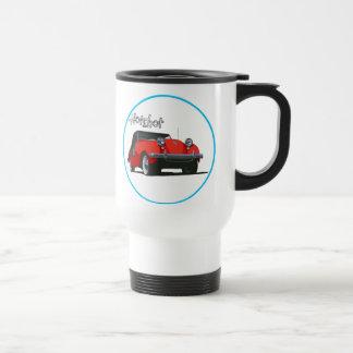 The Crosley Hotshot Travel Mug
