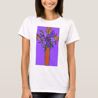 The Cross And Lilly T-Shirt